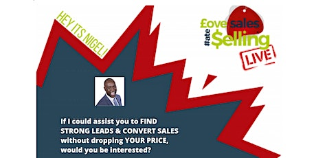 Love Sales Hate Selling Crash Course Workshop tickets
