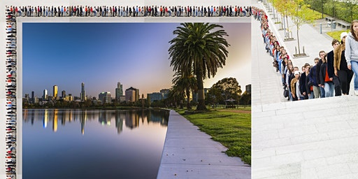 Melbourne 3046km | Walking 1km for every person who died by suicide in 2018