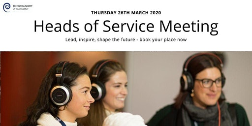 BAA Heads of Service - Exhibitor booking