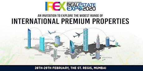 International Real Estate Expo 2020, Mumbai tickets