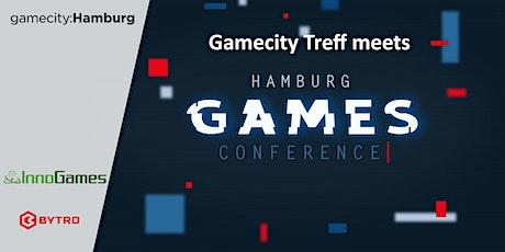 Gamecity Treff meets Hamburg Games Conference 2020 tickets