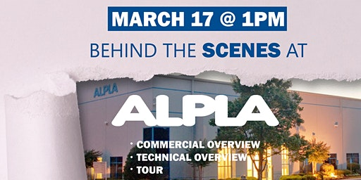 ALPLA Tour