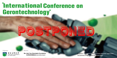 (POSTPONED) International Conference on Gerontechnology