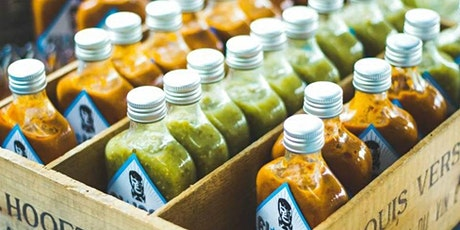 Workshop: Spice up your life - Make your own Hot sause tickets