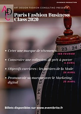 Paris Fashion Business Class 2020 tickets