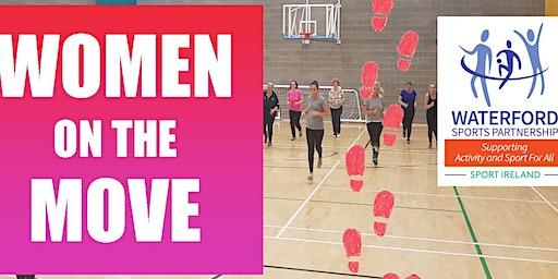 Women on the Move - Kinsalebeg - March 2020