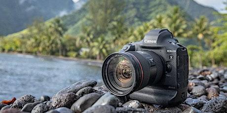 [Caméra & Café] Canon EOS 1D X Mark III tickets