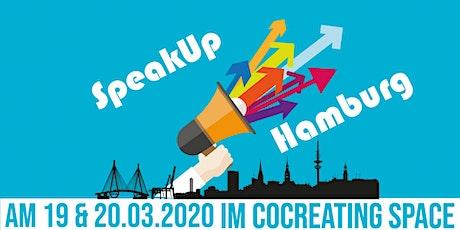 SpeakUp Hamburg #3 Tickets