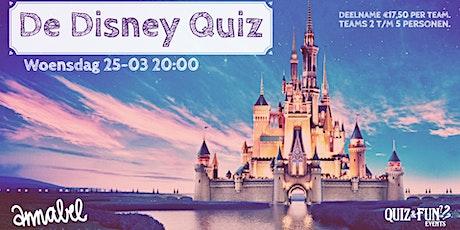 De Disney Quiz | Rotterdam tickets