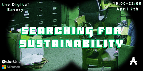 Searching for Sustainability | Turning a business into a force for good tickets