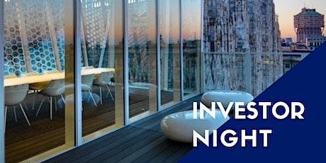 Investor Night Limbiate biglietti