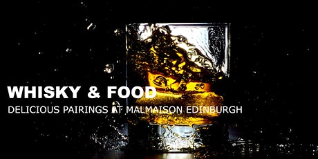 Whisky & Food Pairing tickets