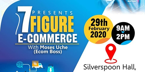 7 Figure E-commerce with Moses Uche (Hot Products Boss)