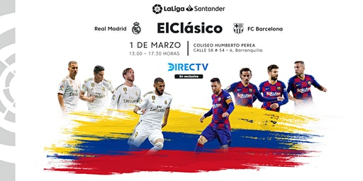 ElClásico Viewing Party | BARRANQUILLA