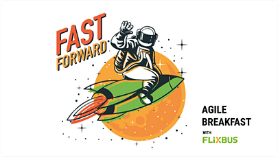 Agile Breakfast with FlixBus Tickets
