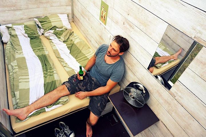 DEIN FESTIVAL-HOTELZIMMER BEIM OPEN FLAIR FESTIVAL 2021: Bild