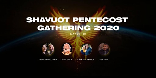 Shavuot Pentecost Gathering 2020 - Credit Card
