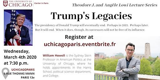 Trump's Legacies