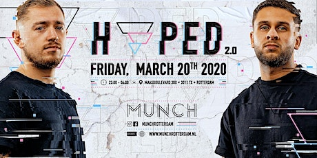 HYPED 2.0 W/ DANDE. tickets