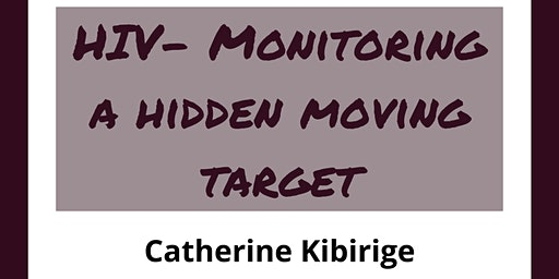 Cafe Scientifique Harpenden: HIV - Monitoring a Hidden Moving Target