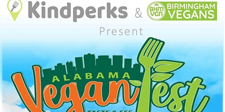 Vendor Portal  for Alabama Vegan Fest 2020  #AlabamaVeganFest2020 tickets