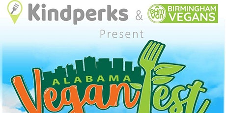 Alabama VeganFest 2020	   #AlabamaVeganFest2020 tickets