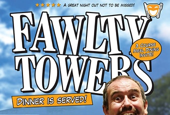 Fawlty Towers - Comedy Dining Experience tickets