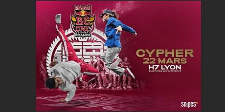 Red Bull BC One Cypher France tickets
