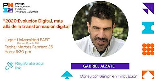 Evolución digital mas allá de la transformación digital