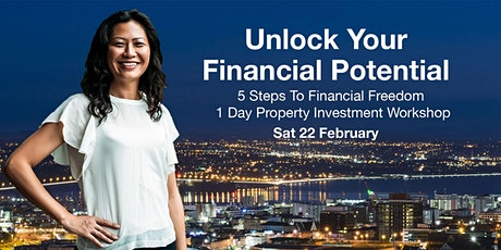 Unlock Your Financial Potential tickets