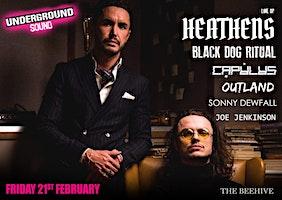 Heathens - Underground Sound Presents
