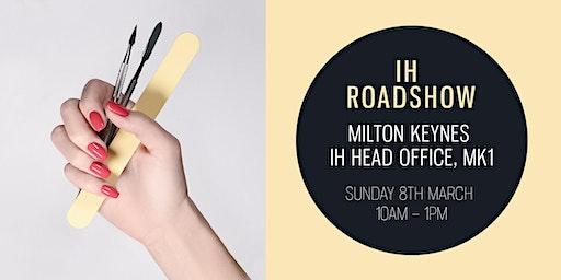 Try Before You Buy Roadshow from Izabelle Hammon Ltd, home of CALGEL