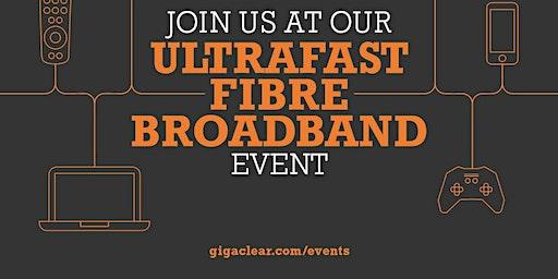 Local Broadband Q and A Event - Yatton Keynell