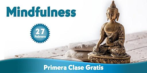 Mindfulness - Primera clase gratis