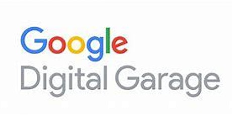 Free Google Digital Garage workshop tickets