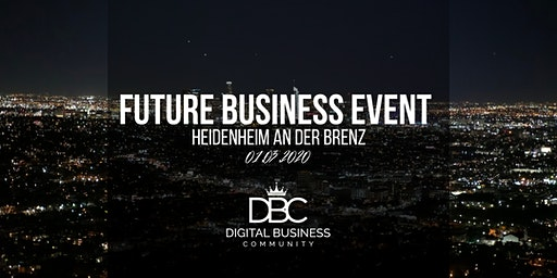 Future Business Event Heidenheim an der Brenz
