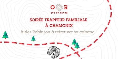 Soirée trappeur familiale à Chamonix billets