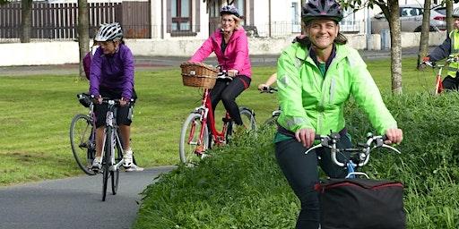 Led Cycle Ride - Whiteabbey Lough Shore (Belfast)