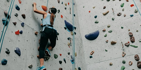 Charity Indoor Climb tickets
