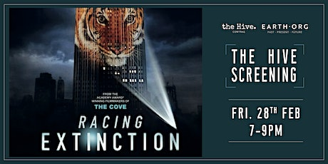 Hive Screening: Racing Extinction  tickets