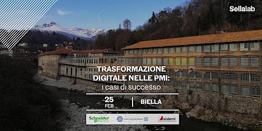 Sustainable - Trasformazione digitale nelle pmi: casi di successo