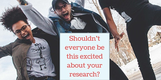 Public Engagement for your research and career
