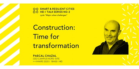 CONSTRUCTION: Time for transformation tickets