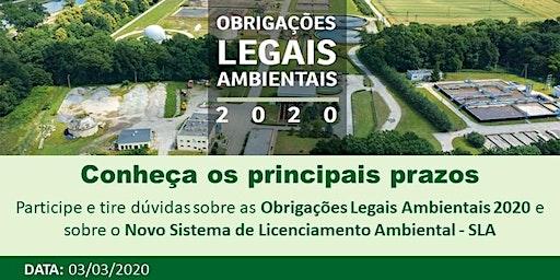 Novo Sistema de Licenciamento Ambiental - SLA
