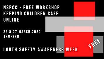 NSPCC 'Keeping Children Safe Online' for parents