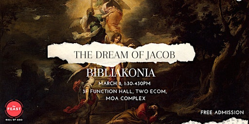 BIBLIAKONIA 3:The Dream of Jacob