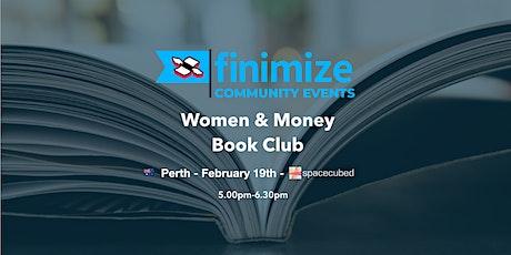 Finimize Women & Money Book Club, Perth tickets