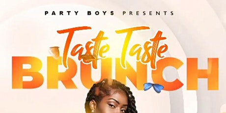 Copy of Taste Taste Brunch tickets