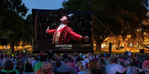 The Greatest Showman Outdoor Cinema Sing-A-Long in Cardiff