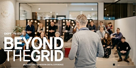 Beyond the Grid: Architecting the modern digital experience tickets